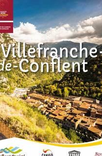 Plan de Villefranche de Conflent