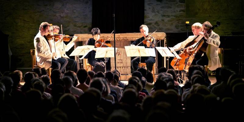 Photo d'un concert par ©J.MOLINA