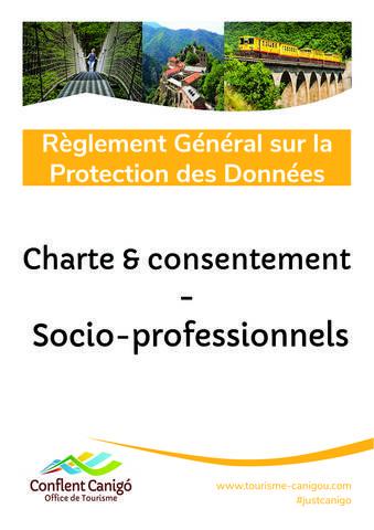 charte RGPD socio pro