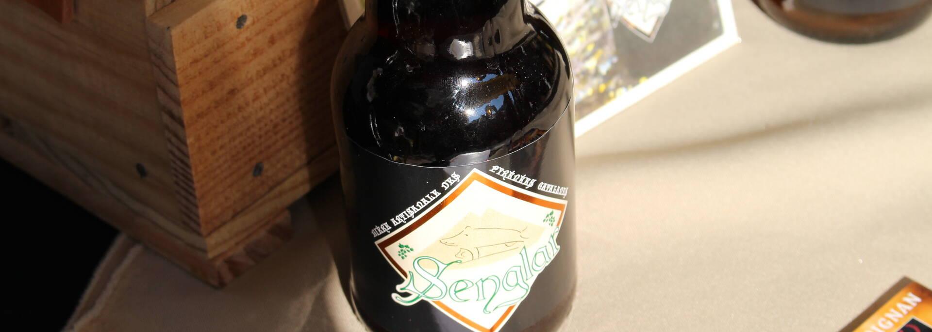 Bière la Senglar de Mantet - Marché de la Rotja