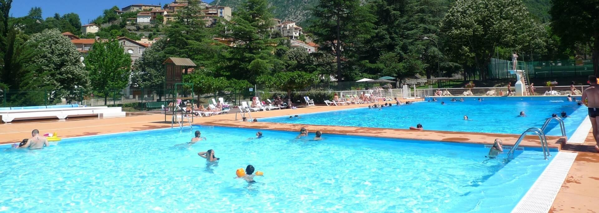 piscine de vernet les bains