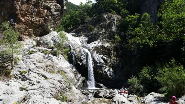 Randonnée de la Cascade des Anglais et du Saint-Vincent