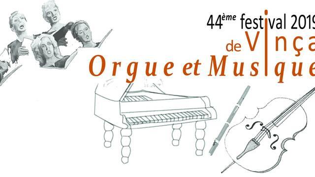Festival Musique & Orgue de Vinça