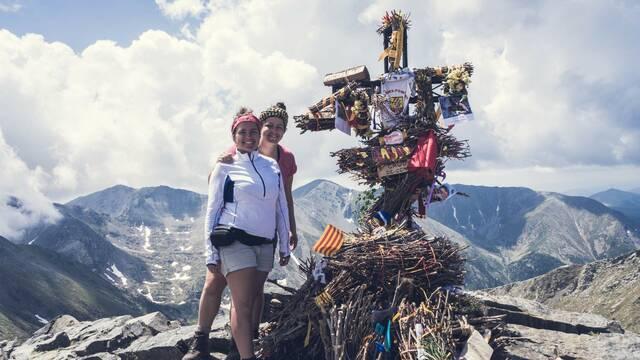 Accéder au sommet du Canigó