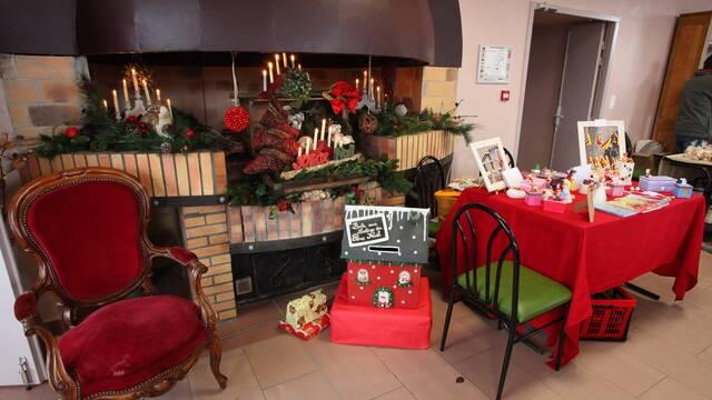 Marché de Noël à Molitg-les-Bains