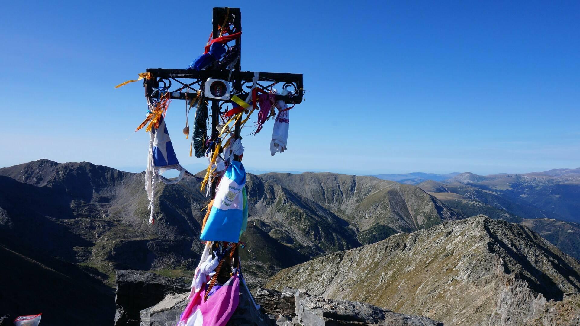 croix du canigo