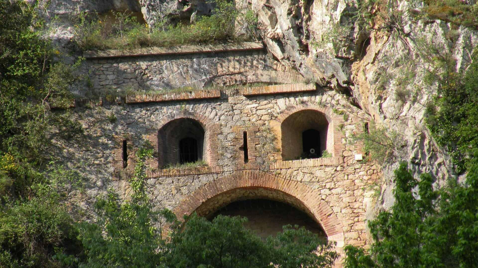 La Cova Bastera, villefranche de Conflent
