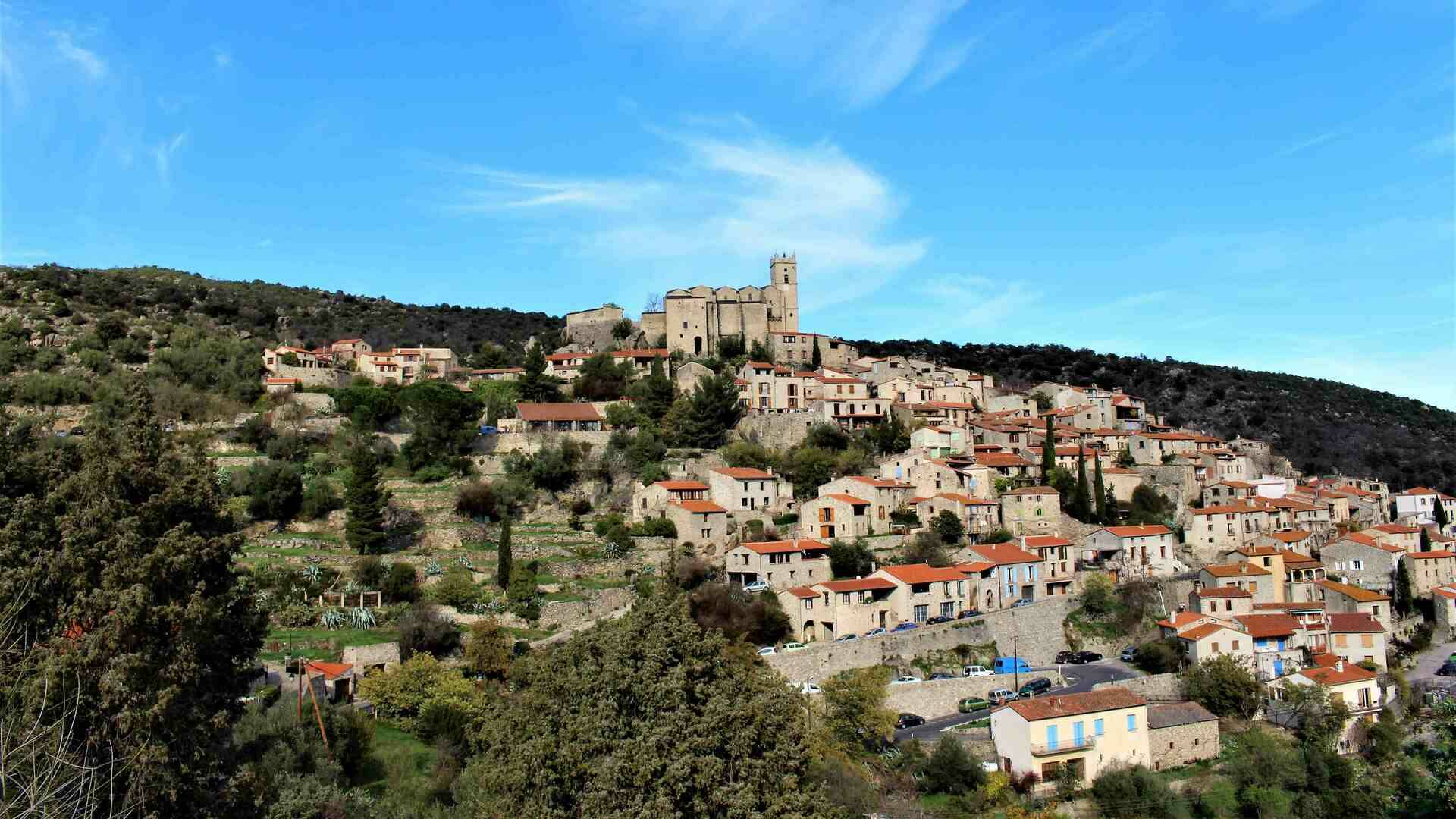 eus plus beau village de france