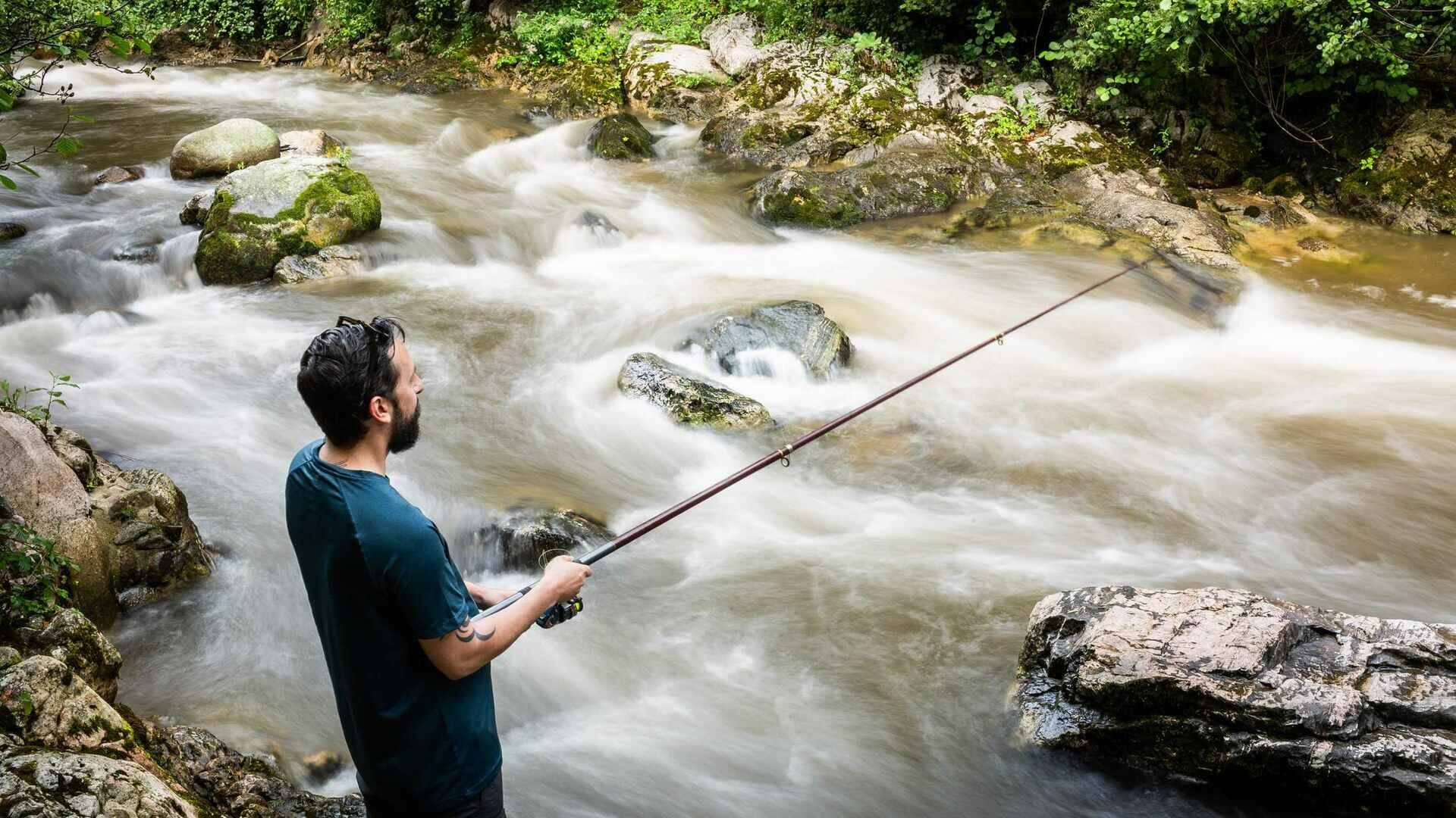 Pêche en Conflent