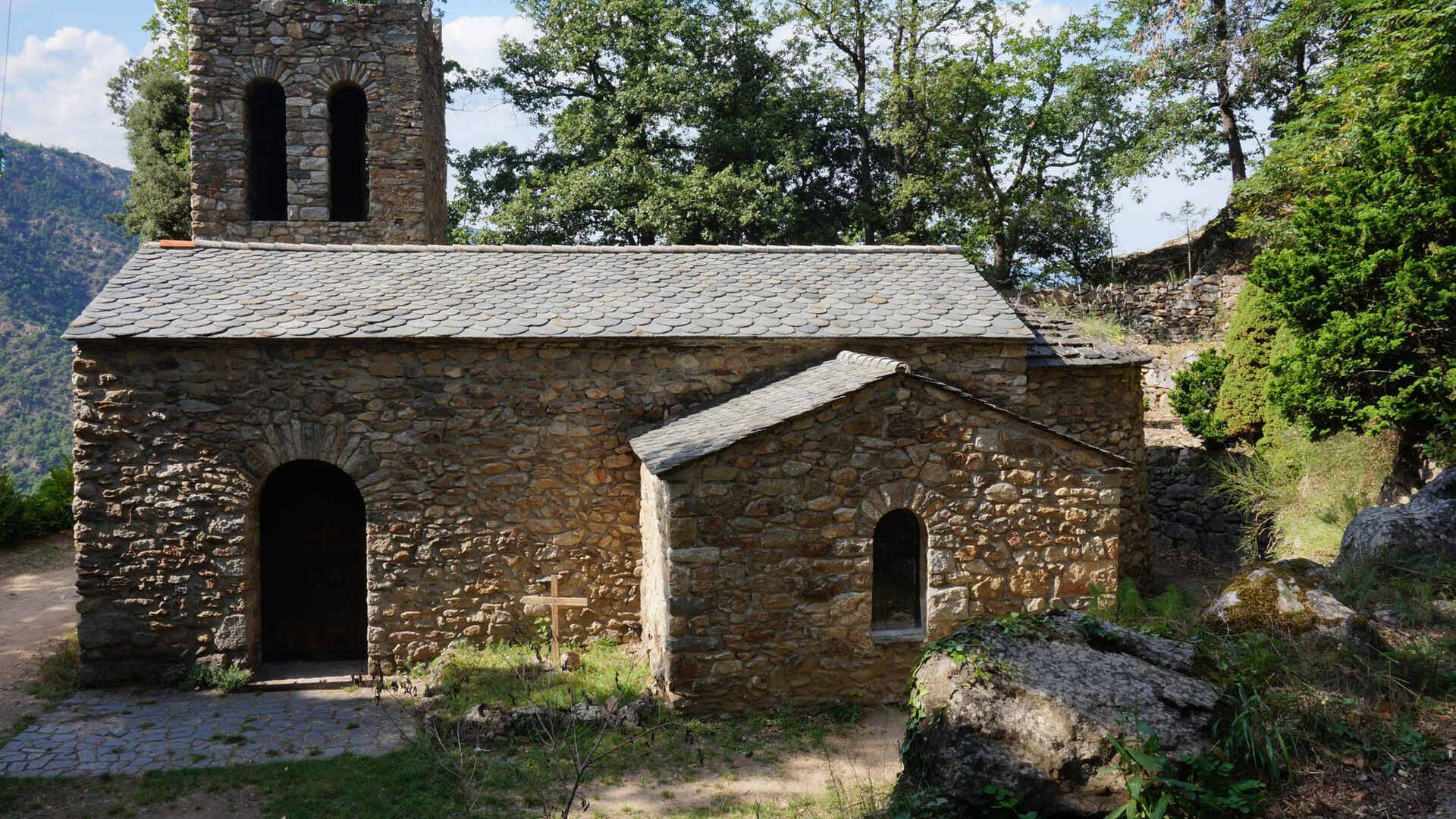 chapelle saint martin le vieux casteil