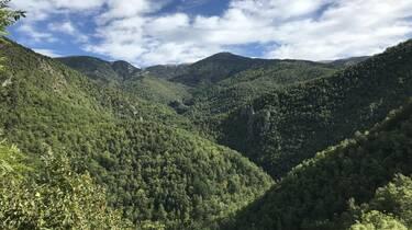 Randonnée Cantapoc dans la réserve naturelle de Py