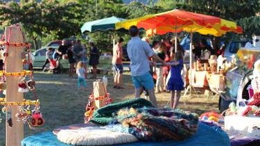 Les petits marchés animés de la Rotja