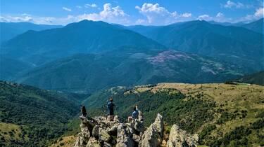 La réserve naturelle de Jujols