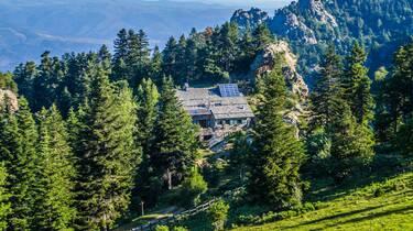 Randonnée du Col de Jou jusqu'au refuge de Mariailles