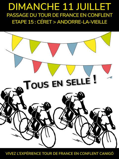 Tour de France 2021 étape 15 prades