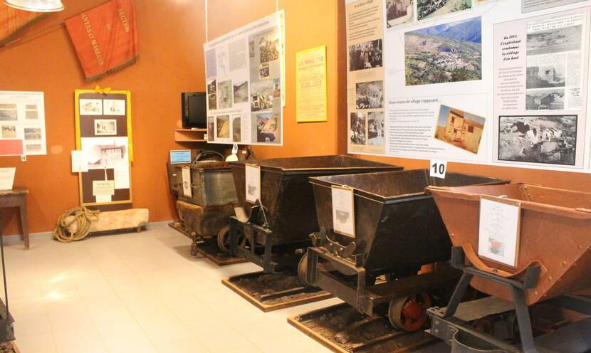musée de la mine Escaro