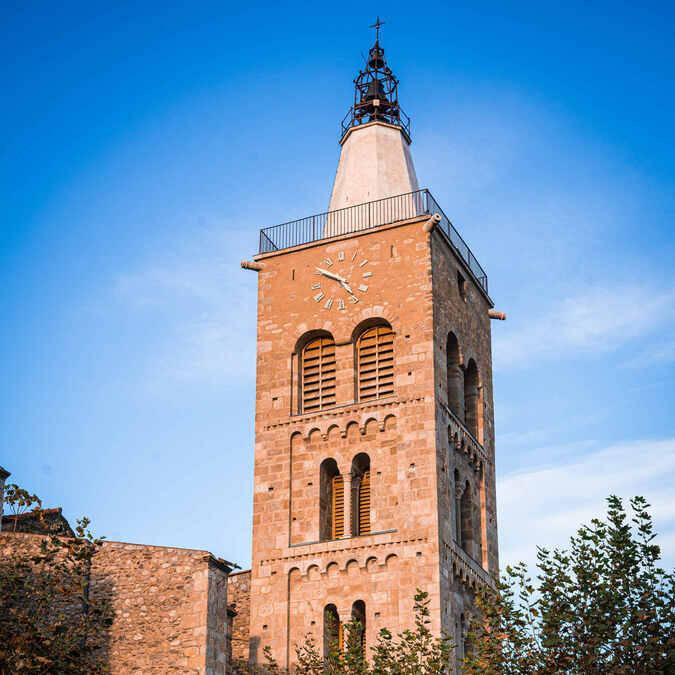 église saint pierre prades