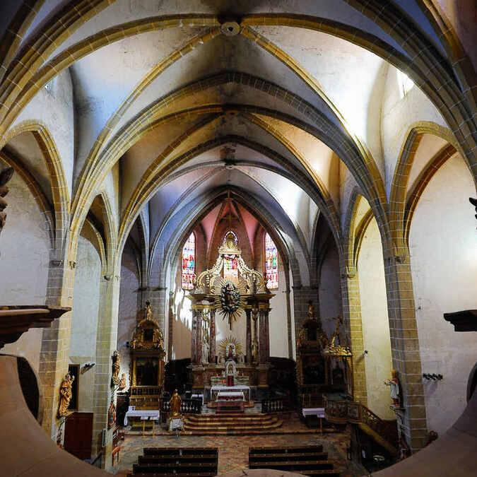 orgue église vinça