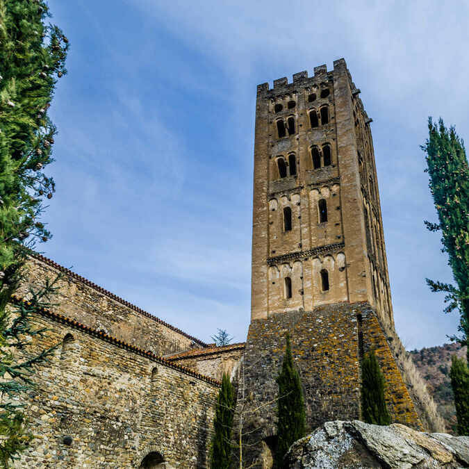abbaye saint michel de cuxa