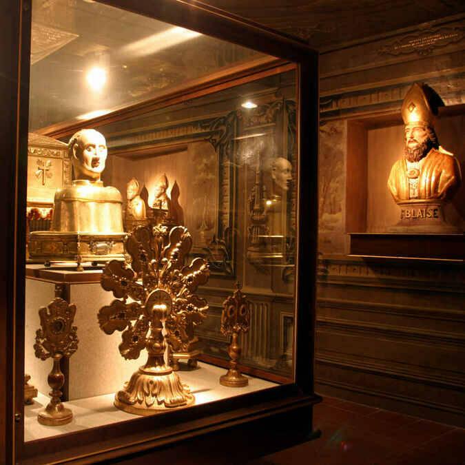 trésor église saint pierre prades